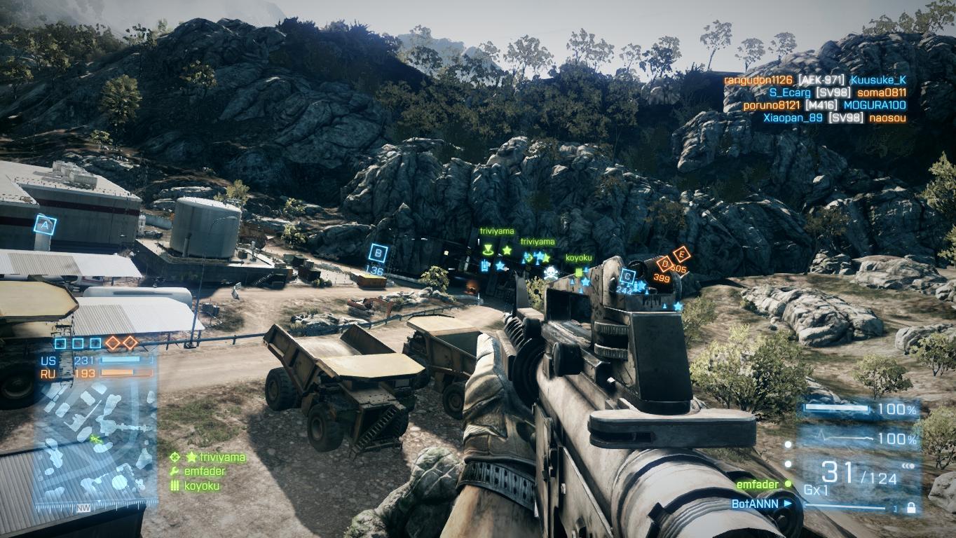 Battlefield 3 Screenshots | Technocial