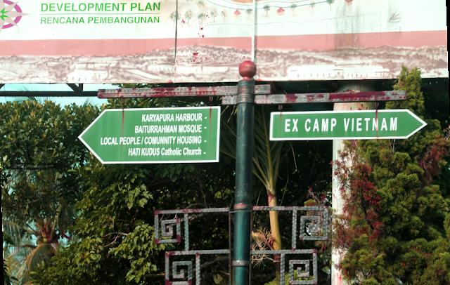 Tempat Wisata di Batam - Camp Vietnam