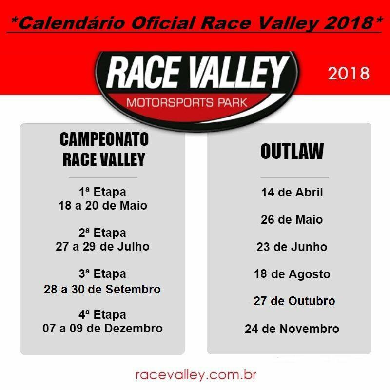 campeonato Race Valley