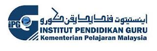 Jawatan Kosong Institut Pendidikan Guru Kampus Perlis - 30 November 2012