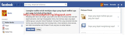 Cara Hack Facebook dengan Email