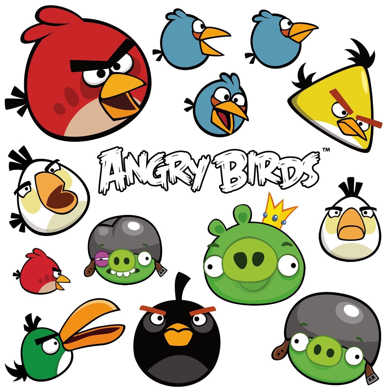 Stickers Angry Birds Com