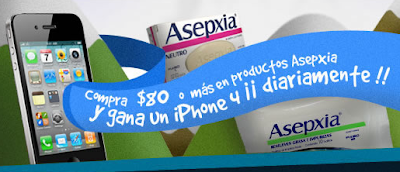 premios 28 iPhone 4 DE 32 Gb. AMIGO KIT promocion asepxia Mexico 2011