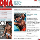 DNA Magazine Australia.Men