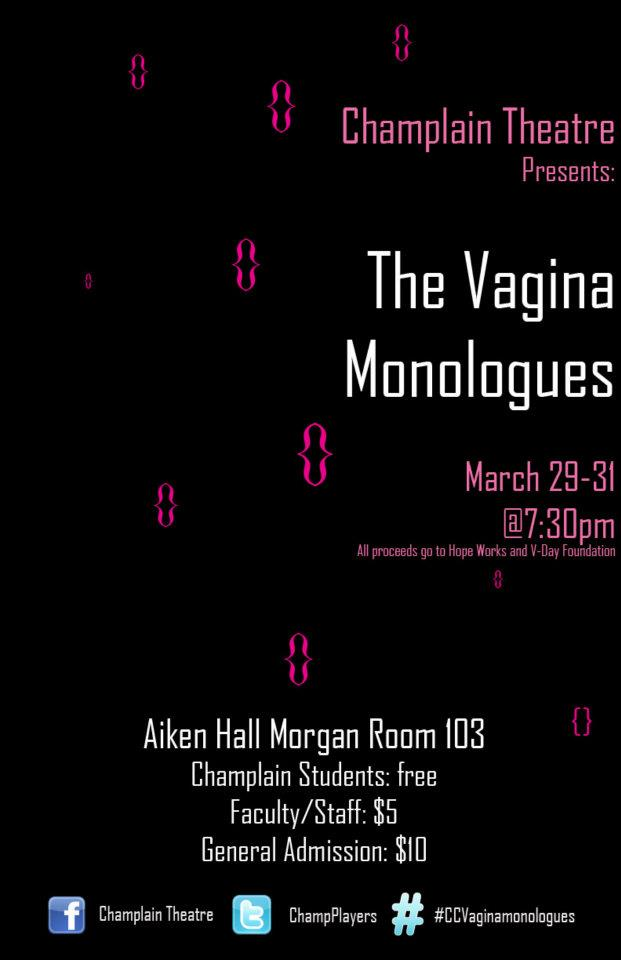 vagina monologues kings theatre disintegration your
