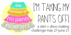 The Summer of No Pants! on Hideous! Dreadful! Stinky!