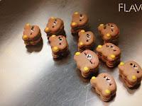 鬆馳熊Macaron製作班
