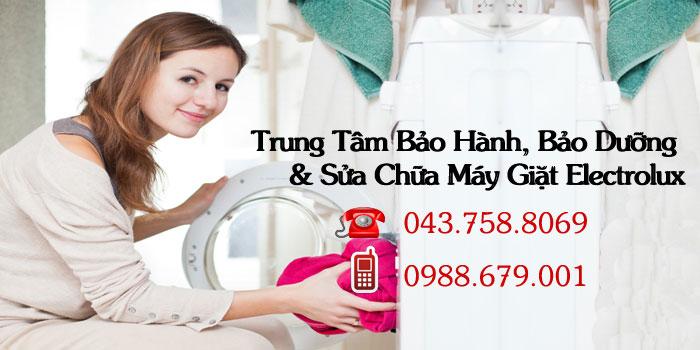 Vui lòng gọi đến trung tâm bảo hành máy giặt electrolux để tư vấn.
