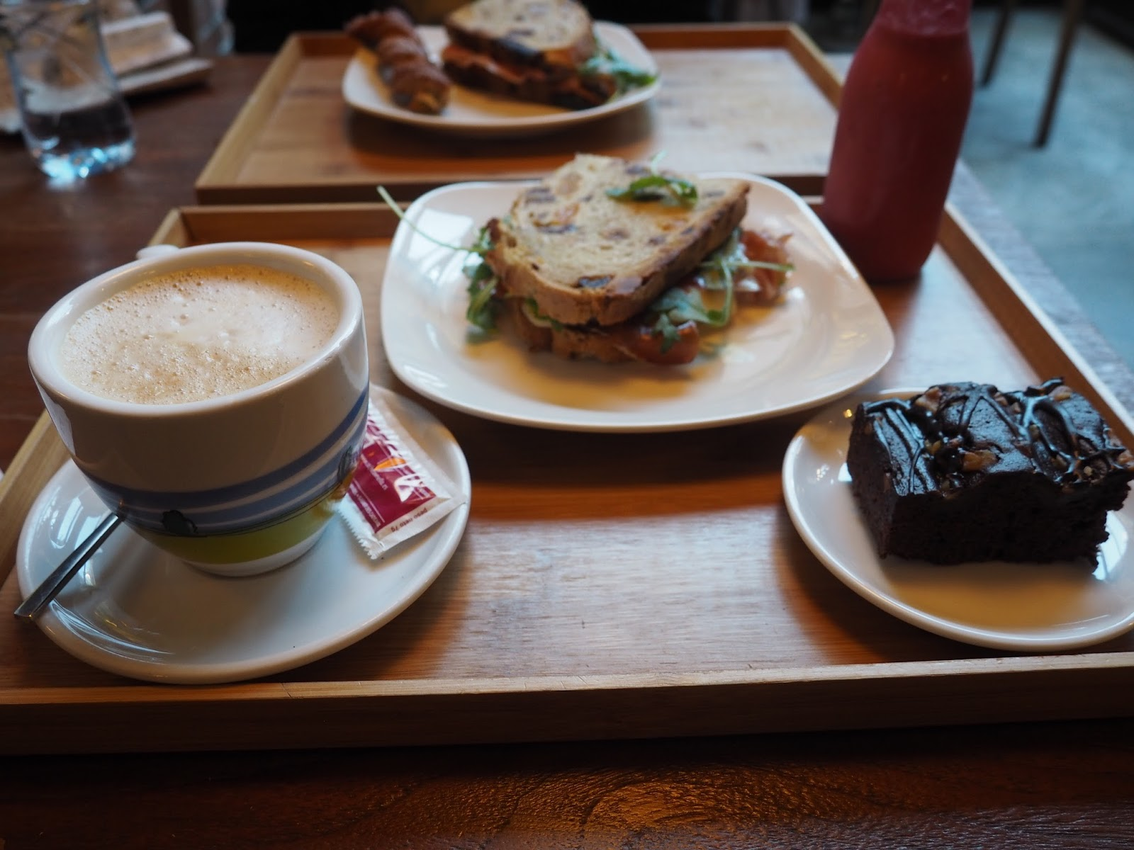 Barcelona Baluard Cafe Bakery Food Blog Post Review