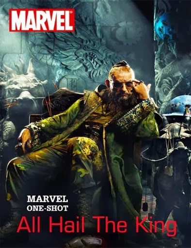 Marvel One-Shot: All Hail the King (2014)