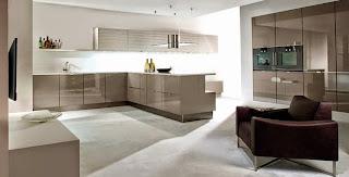 Desain Dapur Minimalis Multifungsi