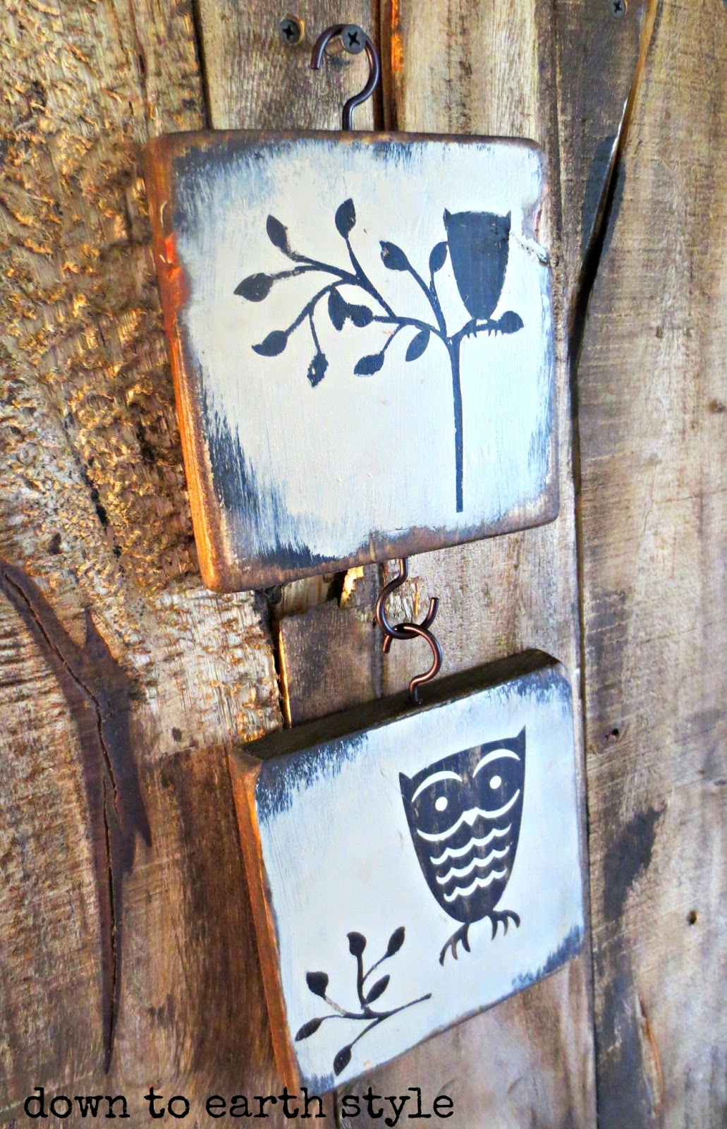 down to earth style scrap wood art using a cricut. Black Bedroom Furniture Sets. Home Design Ideas
