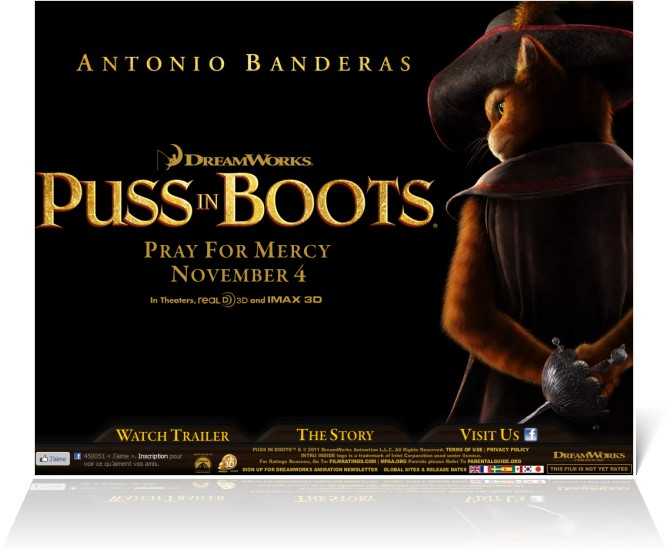 free download Puss in Boots movie