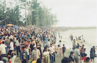 Beach Party, Pariaman