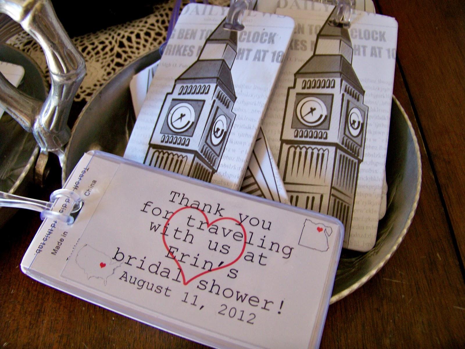 Travel Themed Wedding Shower Travel Bridal Shower Luggage Recipe Box