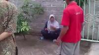 Pencuri Helm Ibu-Ibu, Antara Kasian dan Miris