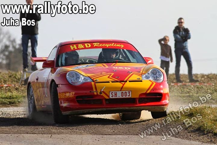 Rallye de Hannut 2015