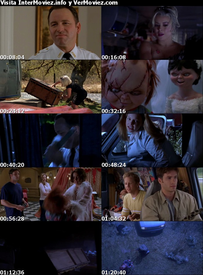 La Novia de Chucky DVDRip Latino 1 Link Putlocker Descargar Gratis