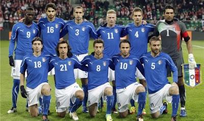 Italia vs Irlanda en Vivo