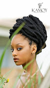 Natural Loc Headwrap