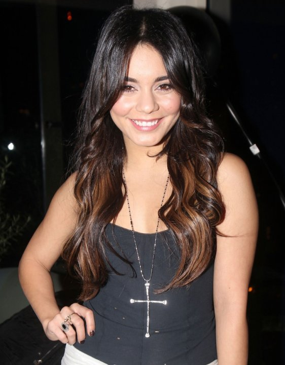 vanessa hudgens 2011 hair