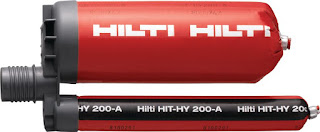 Hilti Injectable Mortar HIT-HY - Hilti Injectable Mortar Bekasi - Jual Hilti Injectable Mortar Hilti