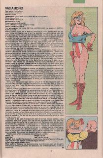 Vagabunda (ficha marvel comics)