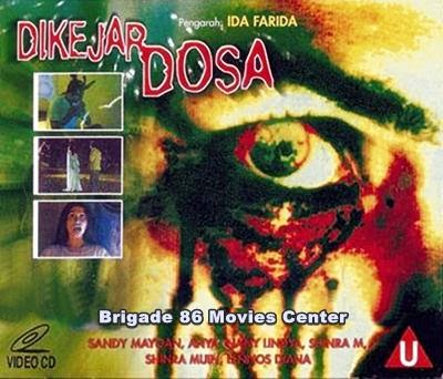 Brigade 86 Movies Center - Dikejar Dosa (1974)