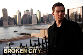 Broken City 2013 Movie Mark Wahlberg HD Wallpaper
