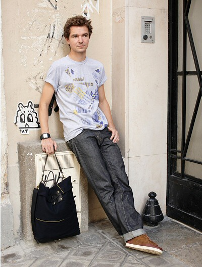 besace homme, chaussure pointer homme, tshirt homme