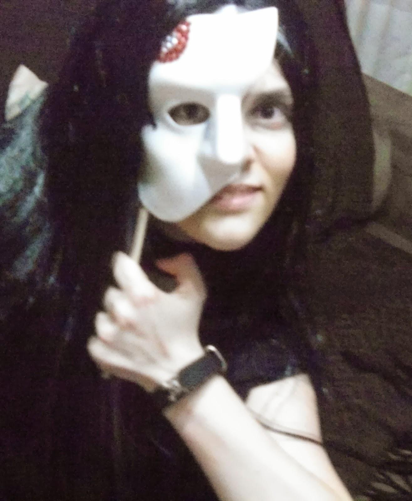 Cosplay Erik, The Phantom of The Opera - Lady.Quelzinha