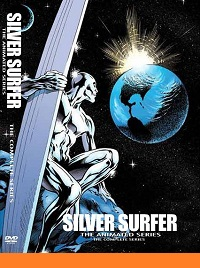 The Silver Surfer Animated Cartoon Series
