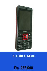 Daftar HP Murah K-Touch M600 - wedhanguwuh.com