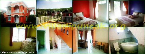 Villa Orange Puncak