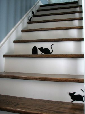 vinilos para escaleras