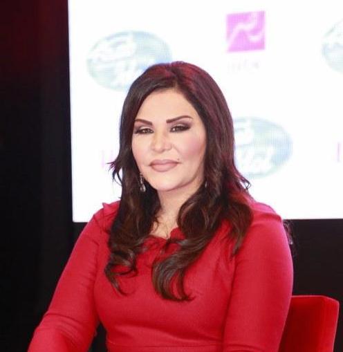 Nancy Ajram, Ragheb Alama et Ahlam à une conférence de presse pour l ...