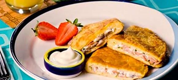Omelet Granjero