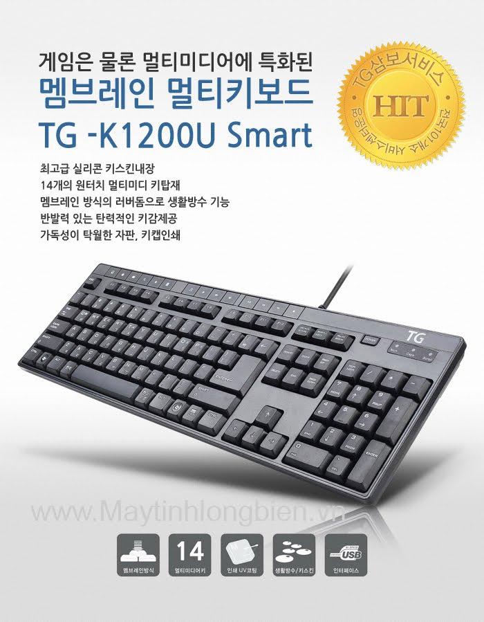 Bàn Phím TG K1200U