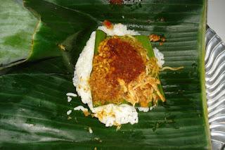 Nasi Jenggo Yang Pedas Nikmat