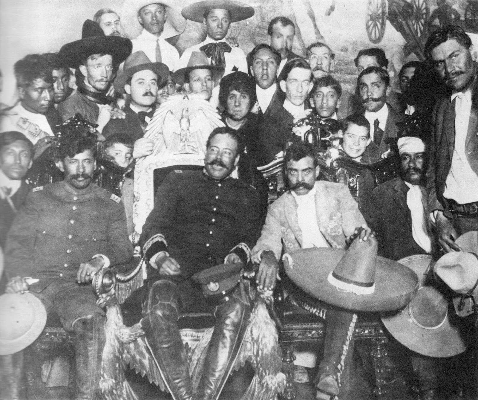 historical wallpapers emiliano zapata 1879 1919