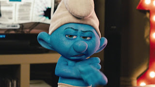 The Smurfs Cartoon 3D Movie Poster Character HD Wallpaper