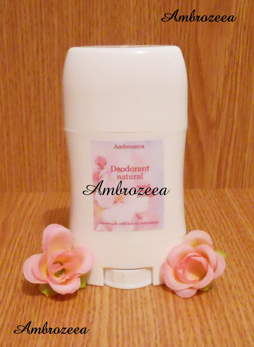 Deodorant natural AmbraDeo Citrus Joy