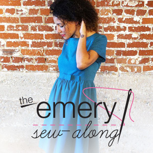 Emery Dress sew-along