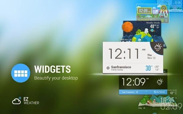 Amber Weather Premium v1.1.9 Build 115 Apk