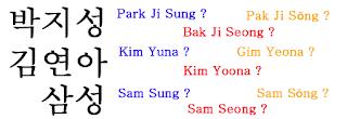 Romanisasi Hangul