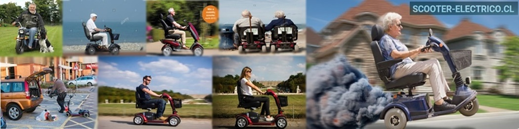 Scooter electrico minusvalido/ Scooter adulto mayor Desde $599.000