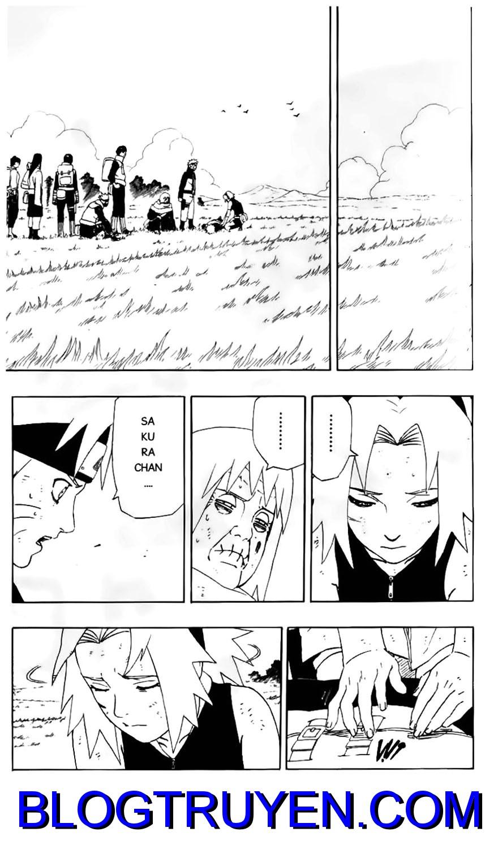 Naruto chap 278 Trang 9 - Mangak.info