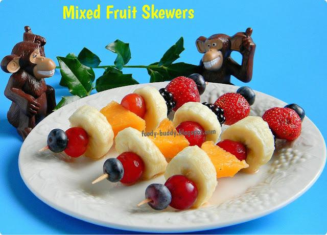 healthy fruit snack recipe buddy fruits
