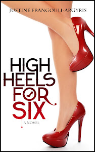 High Heels for Six at www.amazon.com NOW AVAILABLE!