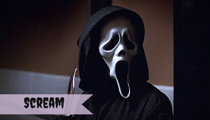 Scream #horror #halloween